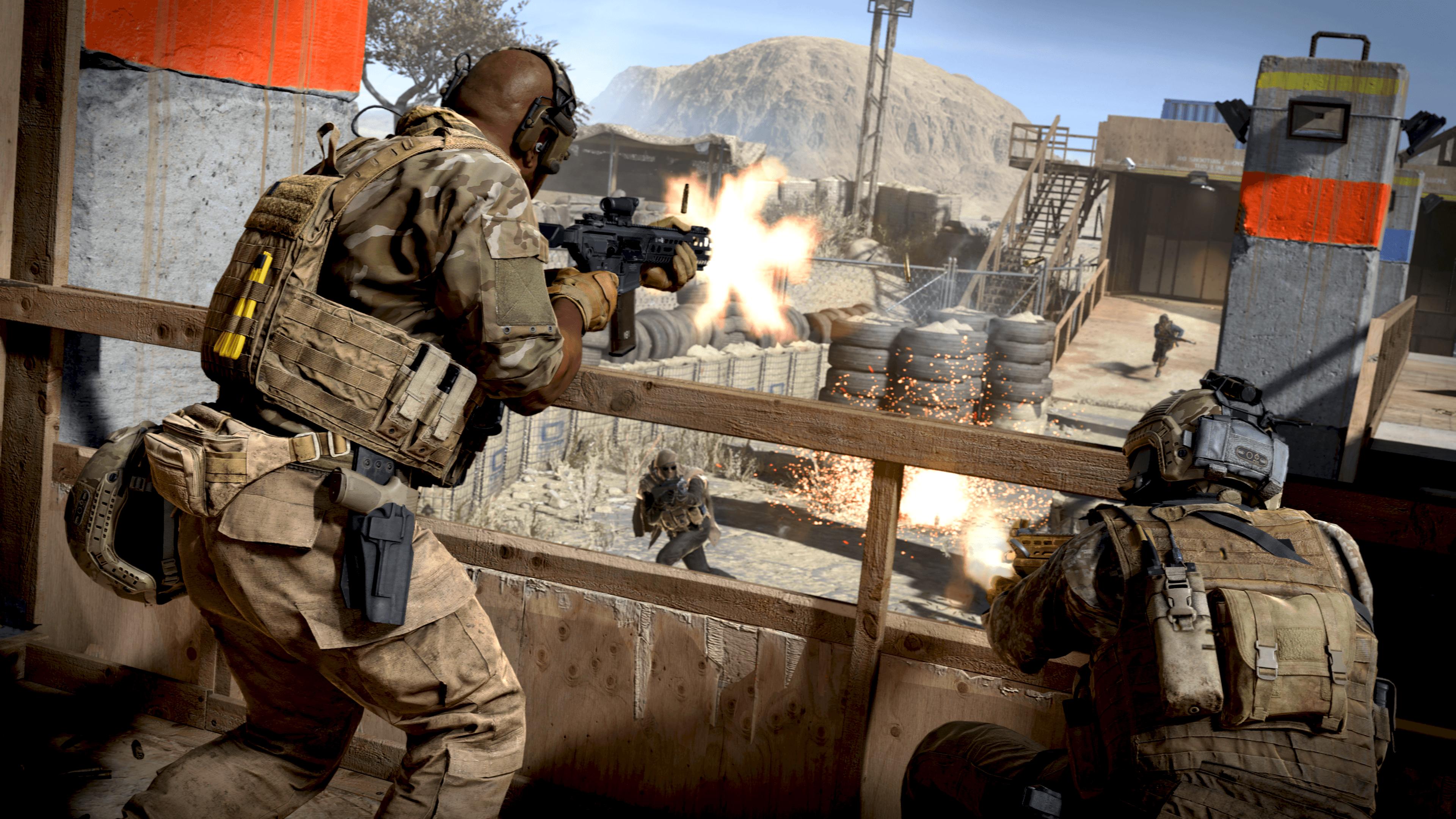 2v2 gunfight open alpha
