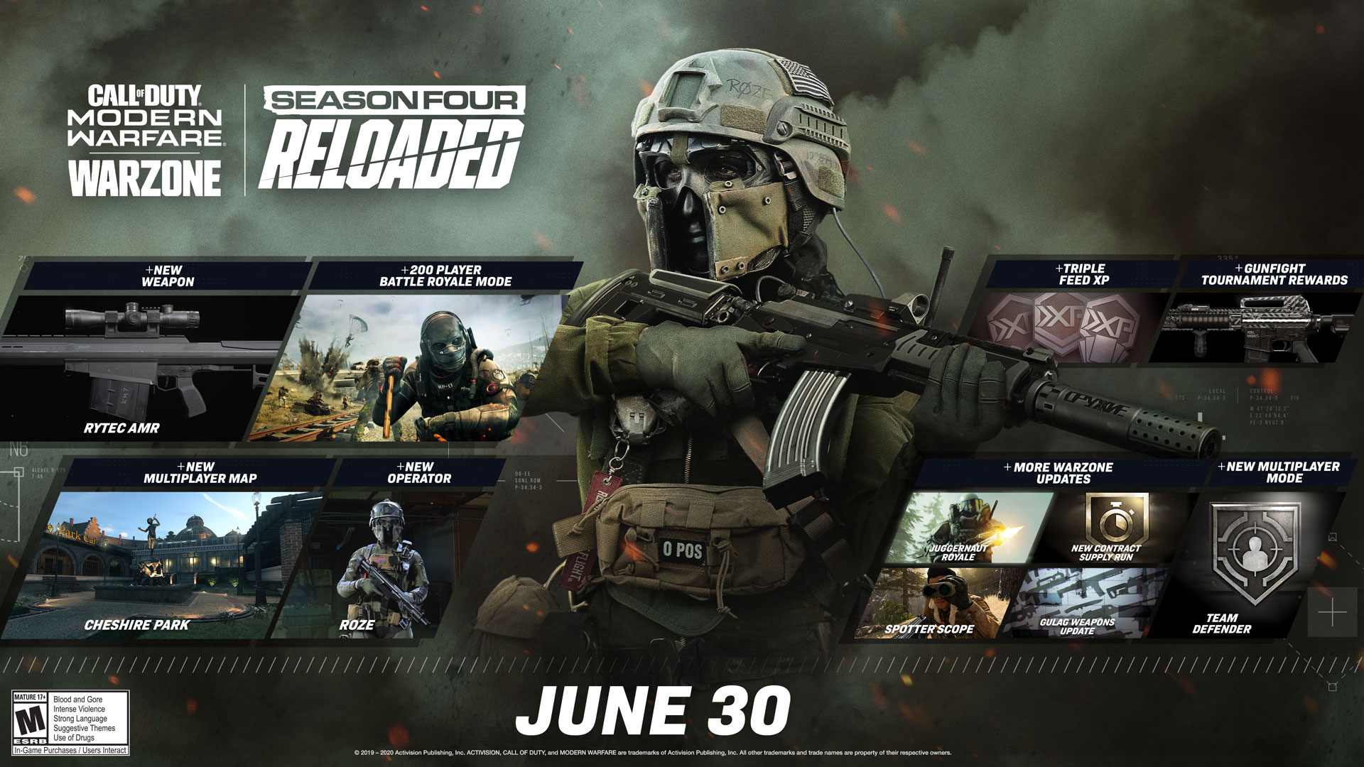 Modern Warfare Warzone Patch Notes June 29th